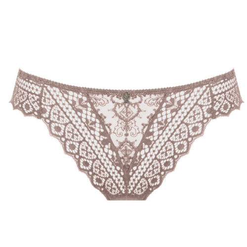 Empreinte Cassiopee rose sauvage thong
