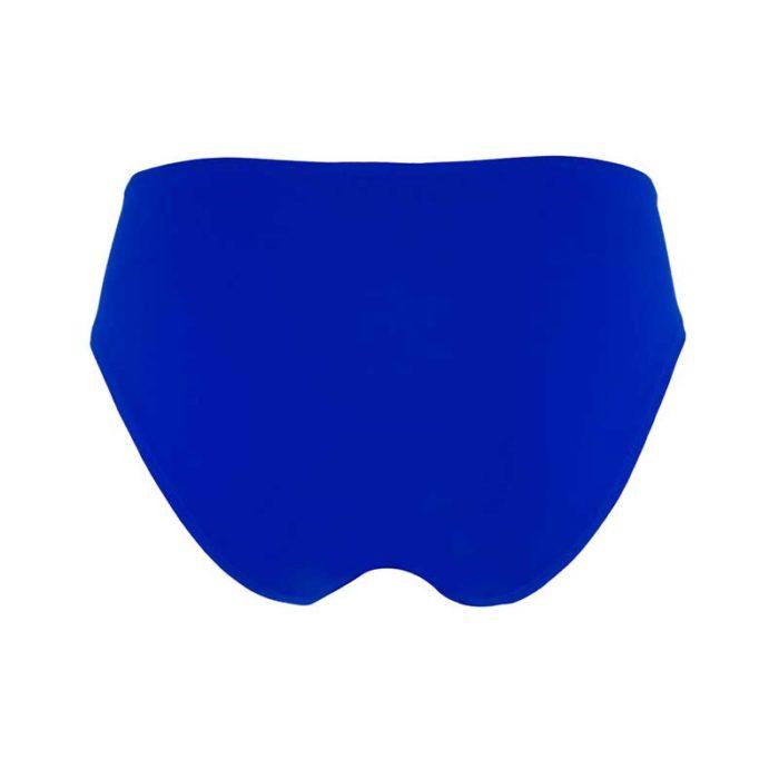 Lise Charmel Ajourage Couture High Waisted Bikini Brief Etrave Blue