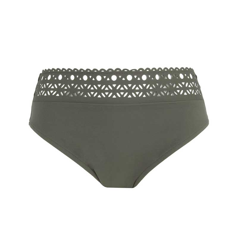Lise Charmel Ajourage Couture High Waisted Bikini Brief Eclat