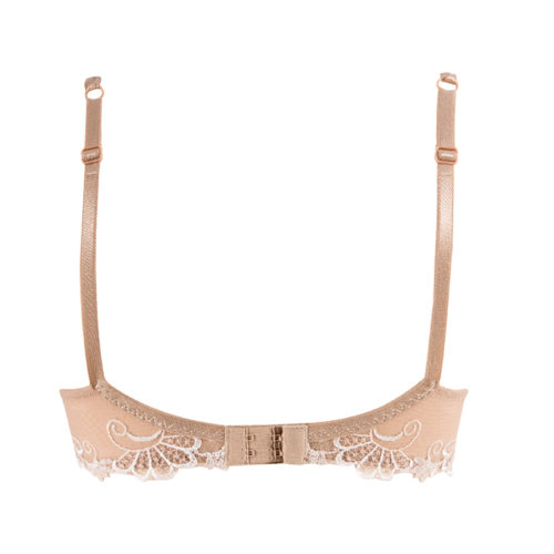 Lise Charmel Dressing Floral Ambre Nacre guipure charming underwire bra