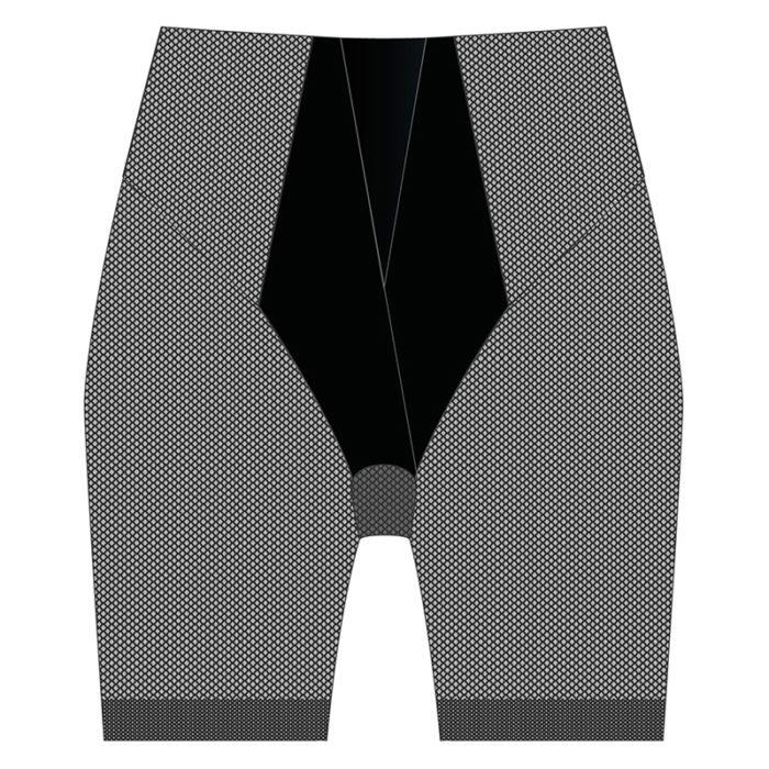 Maison Lejaby Silhouette Noir Long Leg Panty Girdle