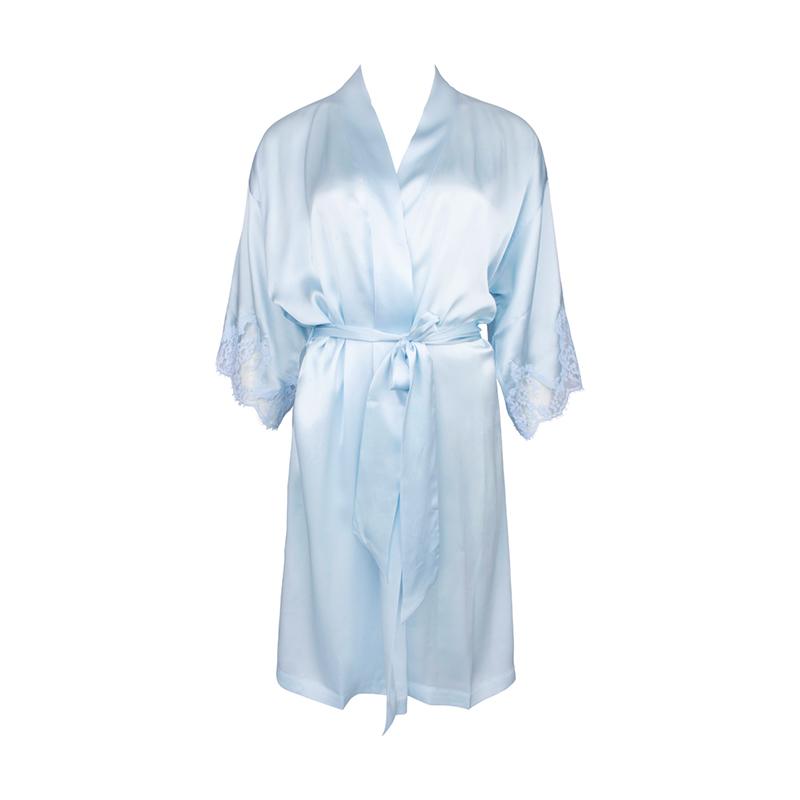 Lise Charmel Splendeur Soie Azur gown